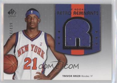 2004-05 SP Signature Edition - [Base] #141 - Trevor Ariza /499