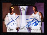 J.R. Smith, Dwight Howard [Noted] #/100