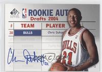 Chris Duhon /38