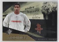 Rookies - Andre Barrett /1999