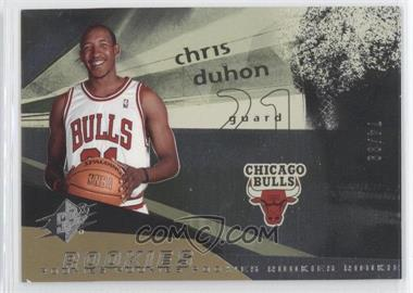 2004-05 SPx - [Base] #114 - Rookies - Chris Duhon /99