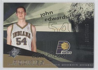 2004-05 SPx - [Base] #99 - Rookies - John Edwards /1999
