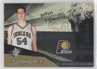 Rookies - John Edwards /1999