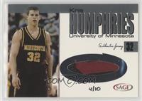 Kris Humphries /10