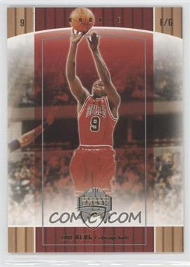 2004-05 Skybox Fresh Ink - [Base] - 50 Parallel #112 - Luol Deng /50