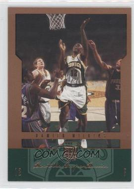 2004-05 Skybox L.E. - [Base] - Retail #124 - Damien Wilkins