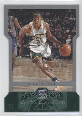 2004-05 Skybox L.E. - [Base] #22 - Ray Allen