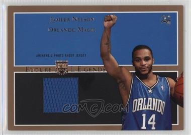2004-05 Skybox L.E. - Future L.E.gends Jerseys - 50 #FL-JN - Jameer Nelson /50
