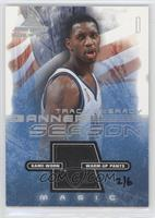 Tracy McGrady (01-02 Marquee Banner Season) #2/6