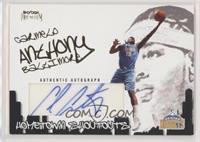 Carmelo Anthony #/25