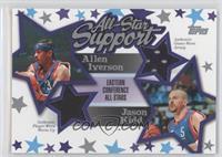 Allen Iverson, Jason Kidd /250