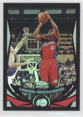 2004-05 Topps Chrome - [Base] - Black Refractor #205 - Lionel Chalmers /500