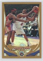 Jalen Rose (Guarded by LeBron James) #/99