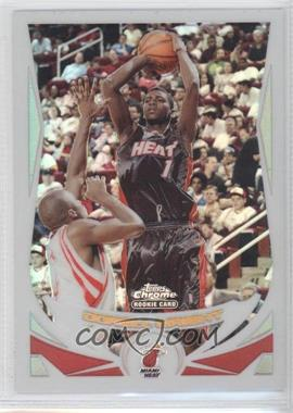 2004-05 Topps Chrome - [Base] - Refractor #184 - Dorell Wright