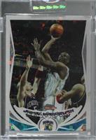 Jamal Mashburn [Uncirculated] #/110
