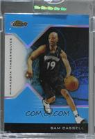 Sam Cassell [Uncirculated] #/50