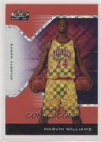 2005-06 Rookie - Marvin Williams #/119