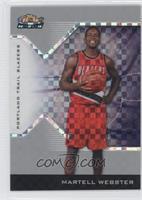 2005-06 Rookie - Martell Webster #/259