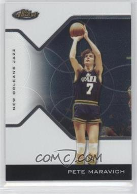 2004-05 Topps Finest - [Base] #137 - Pete Maravich /400