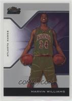 2005-06 Rookie - Marvin Williams #/599