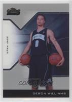 2005-06 Rookie - Deron Williams #/599