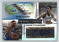 Amare Stoudemire, Dave Cowens #/20
