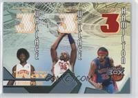 Ben Wallace, Rasheed Wallace, Richard Hamilton /30
