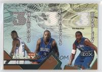 Dwight Howard, Steve Francis, Cuttino Mobley /200