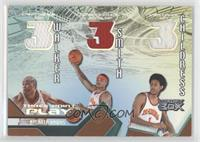 Antoine Walker, Josh Smith, Josh Childress /200