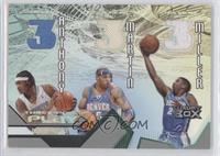 Carmelo Anthony, Kenyon Martin, Andre Miller /450