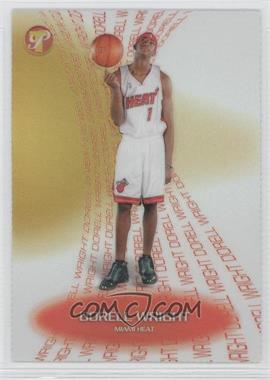 2004-05 Topps Pristine - [Base] - Gold Refractor #126 - Dorell Wright /27