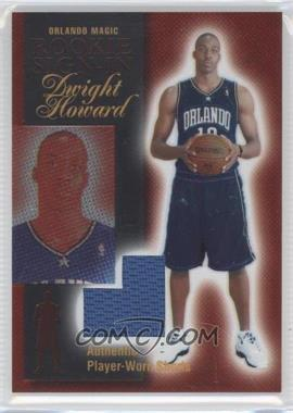 2004-05 Topps Pristine - Rookie Sign-In #RSI-DH - Dwight Howard