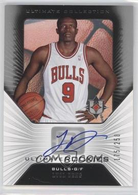 2004-05 Ultimate Collection - [Base] #132 - Luol Deng /250