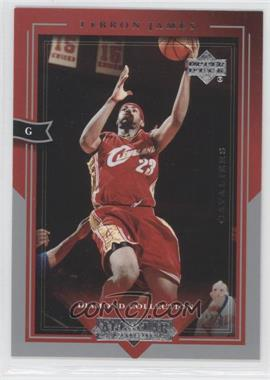 2004-05 Upper Deck All-Star Lineup - [Base] #13 - Lebron James