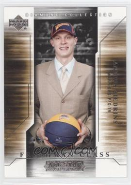 2004-05 Upper Deck All-Star Lineup - [Base] #98 - Andris Biedrins
