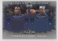 Jarvis Hayes, Josh Howard