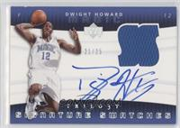 Dwight Howard #/25