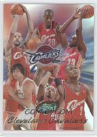 Cleveland Cavaliers Team /1000