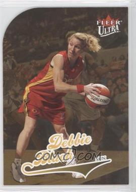 2004 Fleer Ultra WNBA - [Base] - Gold Medallion #46 - Debbie Black