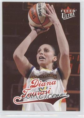 2004 Fleer Ultra WNBA - [Base] #91 - Diana Taurasi