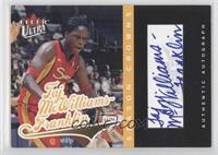 Taj McWilliams-Franklin /100