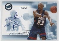 Justin Reed /50