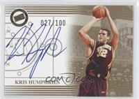 Kris Humphries /100