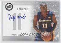 Pape Sow /200