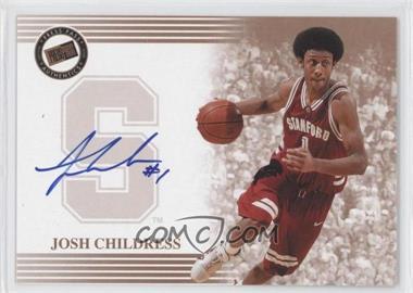2004 Press Pass - Autographs #JOCH.1 - Josh Childress (Blue Ink)