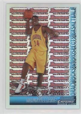 2005-06 Bowman Draft Picks & Prospects - [Base] - Chrome Refractor #140 - Marvin Williams /300
