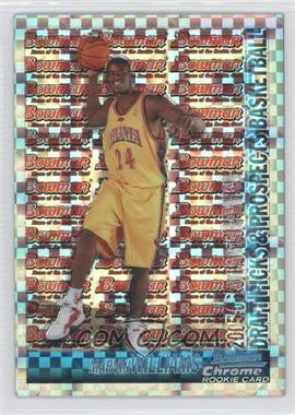 2005-06 Bowman Draft Picks & Prospects - [Base] - Chrome X-Fractor #140 - Marvin Williams /150