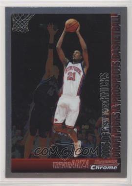2005-06 Bowman Draft Picks & Prospects - [Base] - Chrome #32 - Trevor Ariza