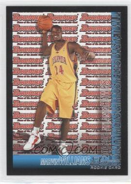 2005-06 Bowman Draft Picks & Prospects - [Base] #140 - Marvin Williams