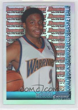 2005-06 Bowman Draft Picks & Stars - Chrome - Refractor #119 - Ike Diogu /300